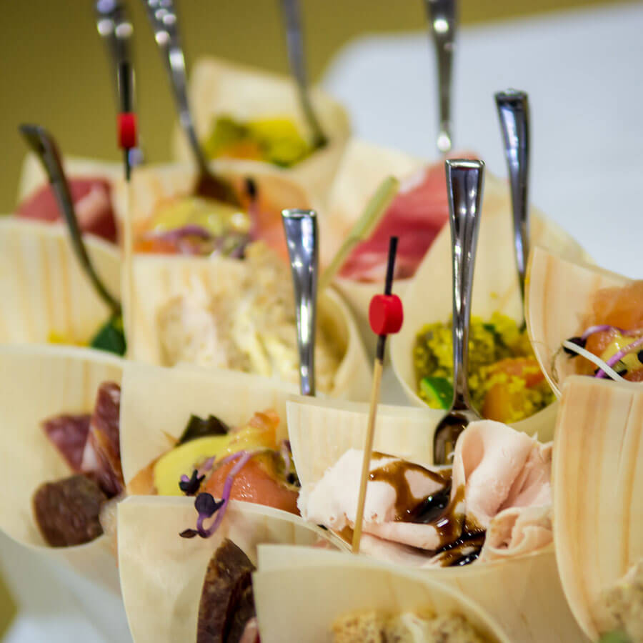 Finger Food Ristorante Sesamo Hotel Concorde Ancona 02